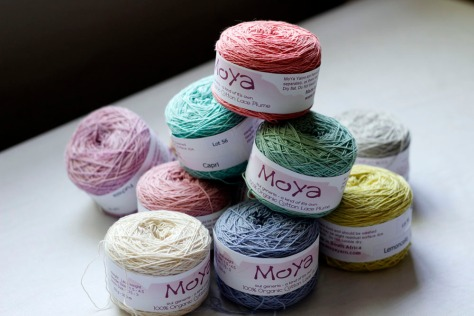Moya lace range